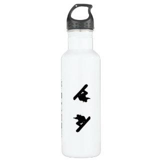carve ak stainless steel water bottle