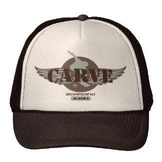 Carve Cap
