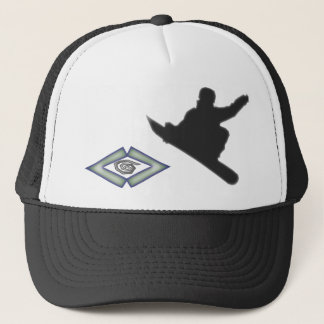 Carve freestyle trucker hat