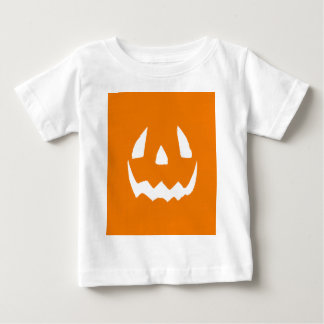 Carved Halloween Pumpkin Face Tshirt