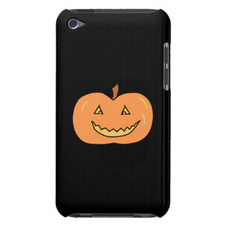 Carved Happy Pumpkin. Halloween. Barely There iPod Case