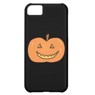 Carved Happy Pumpkin. Halloween. iPhone 5C Case