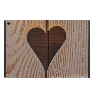 Carved Heart Powis iPad Air 2 Case