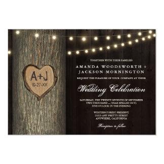 Oak Tree Wedding Invitations & Announcements | Zazzle