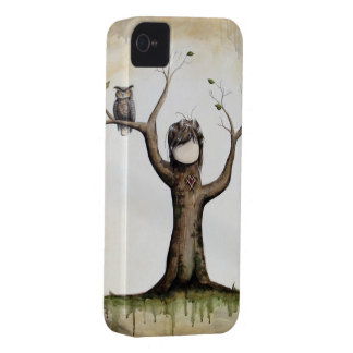 """Carved"" iphone case iPhone 4 Covers"