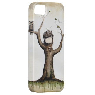 """Carved"" iphone case iPhone 5 Cover"