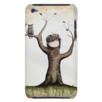"""Carved"" iPod Touch Case"