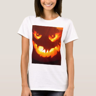 Carved Jack o lantern T-Shirt