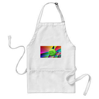 CARVED LOVE ADULT APRON