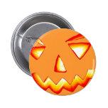 Carved Pumpkin Buttons