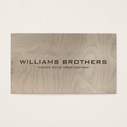 Construction company business cards templates zazzle carved text construction builders contractors business card colourmoves