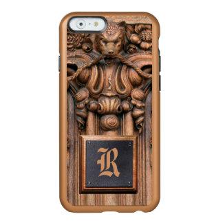 Carved Wood iPhone 6 Incipio Shine Case Incipio Feather® Shine iPhone 6 Case