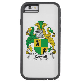 Carvell Family Crest Tough Xtreme iPhone 6 Case