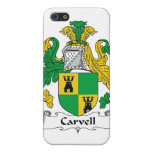 Carvell Family Crest iPhone 5 Cover