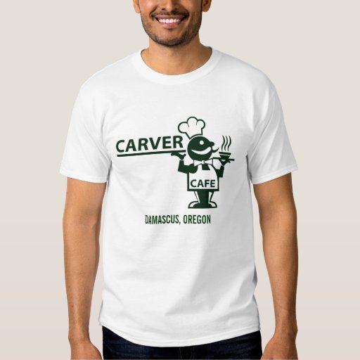 Carver Cafe T Shirt