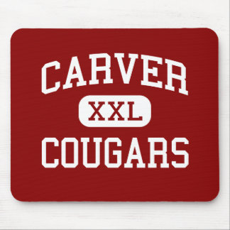 Carver - Cougars - Middle - Chester Virginia Mouse Pad