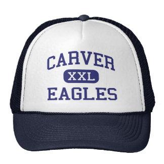 Carver Eagles Delray Beach medio la Florida Gorras