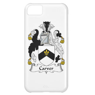 Carver Family Crest iPhone 5C Cover
