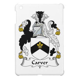 Carver Family Crest iPad Mini Covers