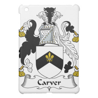 Carver Family Crest Case For The iPad Mini