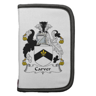 Carver Family Crest Planners
