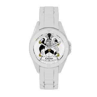 Carver Family Crest Wristwatch