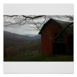 Carver Gap, Appalachian Trail Print