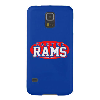 Carver High School; Rams Galaxy S5 Cover