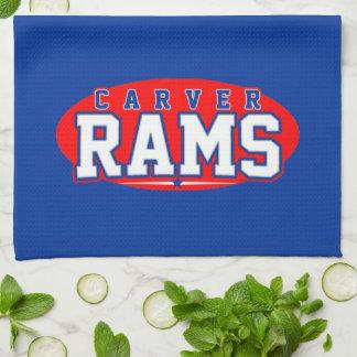 Carver High School; Rams Towels