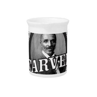 carver inventor smart beverage pitcher