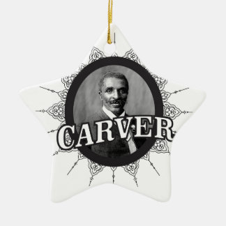 carver inventor smart ceramic ornament