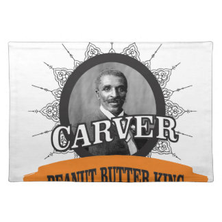 carver the pb king placemat