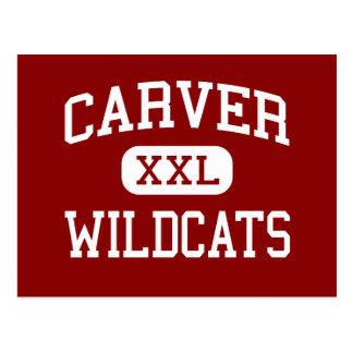 Carver - Wildcats - Junior - Spartanburg Postcard