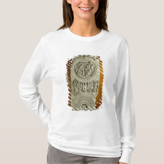 Carving depicting a story from the Jatakas, Amarav T-Shirt