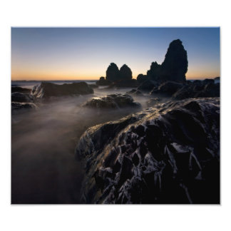 Carving Stone Photo Print