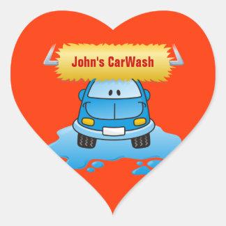 Carwash Stickers