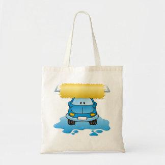 Carwash Tote Bag