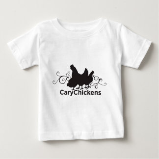 Cary Chickens Baby T-Shirt