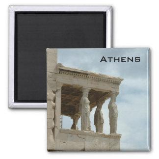 Caryatides - Athens - Acropolis Magnet