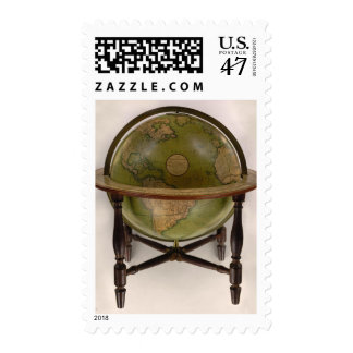 Cary's New Terrestrial Globe Stamp
