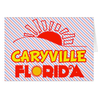 Caryville, Florida Greeting Card