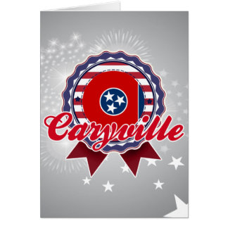 Caryville, TN Greeting Card