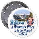 Casa 2012 de Hillary Pins