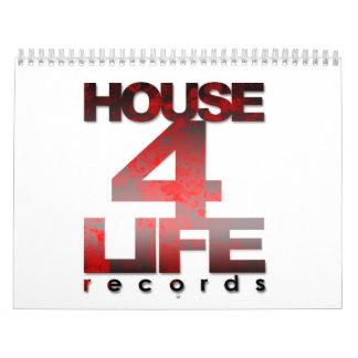 Casa 4 calendario de los expedientes 2012 de la