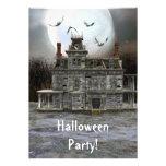 Casa 5 x de Halloween invitación 7