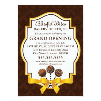 Casa abierta de la gran inauguración de la invitación 12,7 x 17,8 cm