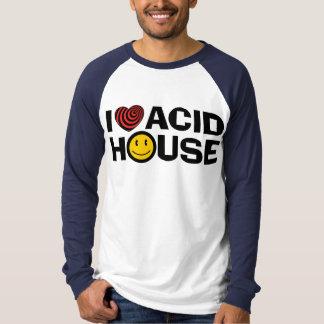 Casa ácida playera