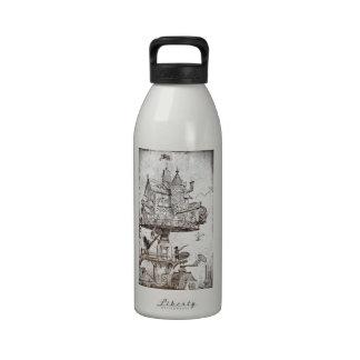 Casa aérea Maison Tournante Botellas De Agua Reutilizables
