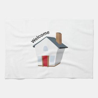 Casa agradable toallas