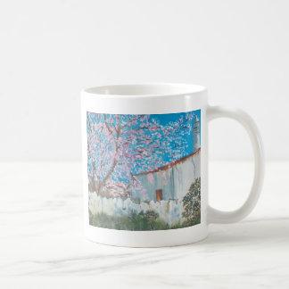 Casa Algarvia - óleo - 30x40 Coffee Mug